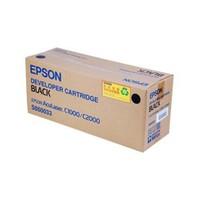 Epson S050033 C1000-C2000 Siyah Developer Kartuş