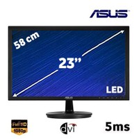 "Asus VS238NR 23"" 5ms (Analog+DVI) Full HD LED Monitör"