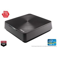 Asus VivoPC VM60-G091M Intel Core i3 3217U 1.8GHz 4 GB 500GB Mini Masaüstü Bilgisayar