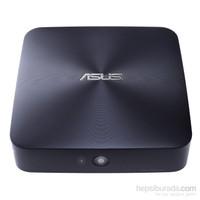 Asus VivoMini UN62-M058M Intel Core i5 4210U 1.7GHz / 2.7GHz 4GB 64GB Mini Masaüstü Bilgisayar