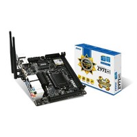 MSI Z97I AC Intel Z97 3000MHz (OC) DDR3 Soket 1150 mATX 2x Gigabit Lan Mini ITX Anakart