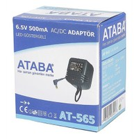 Ataba At-565 6V 500Mah Dc Panasonıc Telefon
