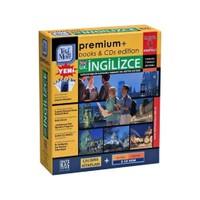 Tell Me More Premimum İngiliz İngilizcesi - Orta + İleri Düzey (8 CD ROM)