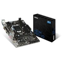 MSI H81M PRO-VD Intel H81 1600MHz DDR3 Soket 1150 mATX Anakart