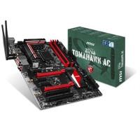 MSI Z170A TOMAHAWK AC Intel Z170 3600MHz(OC) DDR4 Soket 1151 ATX Anakart