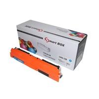 Canon Crg-729C Mavi Muadil Toner, Canon Lbp7018c, Lbp7010c Mavi Muadil Toner