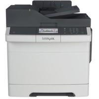 Lexmark CX410de Fotokopi + Faks + Tarayıcı + Renkli Laser Yazıcı