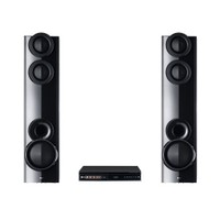 LG LHB675 1000W Dual Subwoofer Xboom Tower