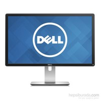 "Dell P2415Q 23.8"" 6ms (HDMI+Display+mDisplay) 4K UHD IPS Monitör"