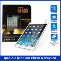 Ti-Mesh Ipad Air İçin Cam Ekran Koruyucu