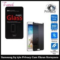 Ti-Mesh Samsung S4 İçin Privacy Cam Ekran Koruyucu