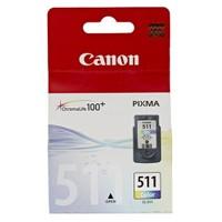 Canon Pıxma Mp240 Orijinal Standart Kapasite Renkli Yazıcı Mürekkep Kartuş
