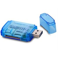 S-Link Sl-Cr30 Usb 2.0 16 In 1 External Kart Okuyucu