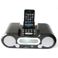 Tecom SW-368 Bluetooth Iphone Dock Speaker (Siyah)