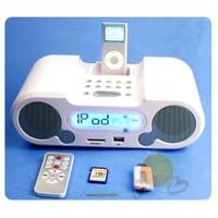 Tecom SW-368 Bluetooth Iphone Dock Speaker (Beyaz)
