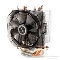 Zalman CNPS8X Optima Yüksek Performanslı CPU Soğutucu 100X25mm FANLI