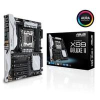 Asus X99-DELUXE II Intel X99 3333MHz(O.C) DDR4 Soket 2011-V3 ATX Anakart