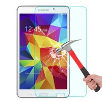 Microcase Samsung Galaxy Tab 4 T230 Tempered Glass Cam Koruma