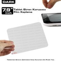 "Dark 7.9"" Tablet Uyumlu x 2 Adet Ekran Koruyucu Şeffaf Film"