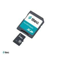 Ttec Hafıza Kartı 64Gb Micro Sd(Sd Adaptör)