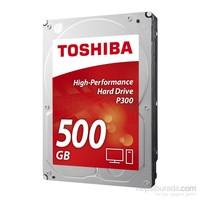 "Toshiba P300 500GB High Performance 3.5"" Sata 3.0 Sabit Disk (HDWD105UZSVA)"