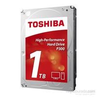 "Toshiba P300 High Performance 3.5"" Sata 3.0 1TB Sabit Disk (HDWD110UZSVA)"