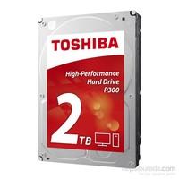 "Toshiba P300 High Performance 3.5"" Sata 3.0 2TB Sabit Disk (HDWD120UZSVA)"