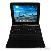 Rogadis YJT-ICS189 iPad & Tablet Uyumlu Bluetooth Klavyeli Kılıf