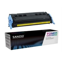 Sanzio Hp Q6002a Muadil Toner Sarı Renk