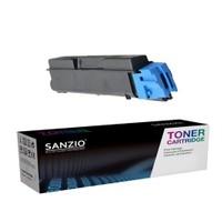Sanzio Kyocera Tk 590 C Mavi Muadil Toner Kyocera Fs C2026 C2526 M6026 M6526