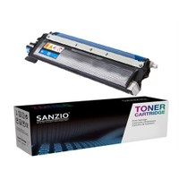 Sanzio Brother Tn 240 C Mavi Muadil Toner