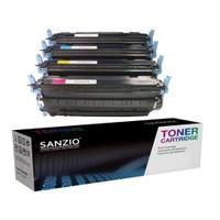 Sanzio Hp Q6000a Sanzio Muadil Toner Seti 4 Renk