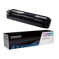 Sanzio Samsung Clt-K504 Muadil Toner Siyah