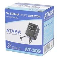 Ataba At-509 11.2W, 9V 500Mah Telefon Adaptörü