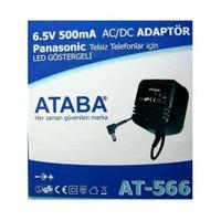 Ataba At-566 6.5V 500Mah Dc Panasonıc Telefon