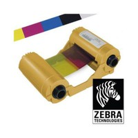 Zebra 800033-340 Zxp3 Ymcko Renkli Ribbon