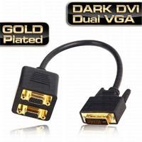 Dark DVI-2xVGA Çoklayıcı (DK-HD-ADVIX2VGA)