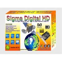 Sigma Digital HD PCI DVB-S2