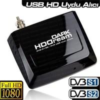 Dark HDDream Zaman Ayarlı Kayıt Özellikli Harici Mobile USB DVB S/S2 Uydu TV Kartı (DK-AC-TVUSBDVBS2)