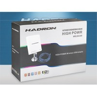 Hadron Hd772 Usb Wireless Adaptör Usb Wireless Alıcı Wifi Uzun Menzil