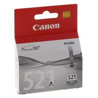 Canon CLI-521GY Gri Mürekkep Kartuş