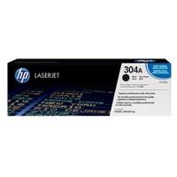 HP 304A 3500 Sayfa Kapasiteli Siyah Toner CC530A