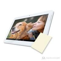 """Flaxes FEK-110 10.1"""" Tablet Uyumlu Mat Ekran Koruyucu"""