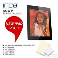"""Inca 9.7"""" iPad 2/New iPad Şeffaf Ekran Koruyucu"""