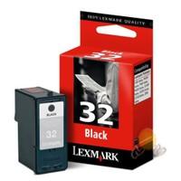 Lexmark 32 Siyah Kartuş 018CX032E