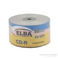 Elba Cd-R 700Mb-80Mın 56X 50Li Shrink