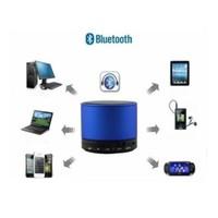 Sfm Mini Bluetooth Speaker Sk-S10 Mavi
