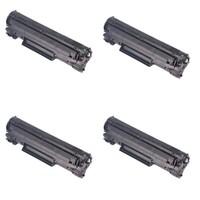 Retech Canon İ Sensys Mf211 Toner Muadil Yazıcı Kartuş 4 Lü Ekonomik Paket