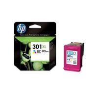 HP 301XL 3 Renk Mürekkep Kartuşu CH564E / CH564X