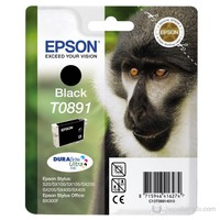 Epson SX20/SX100 Seri C13T08914021 / T0891 Mürekkep Kartuş